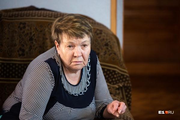 В тот день Винора Денисова шла на работу на завод. Теперь она инвалид