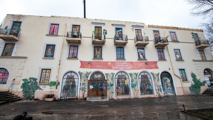 Администрация Ростова проверит, кто и зачем разобрал крышу дома со «счастливыми людьми»