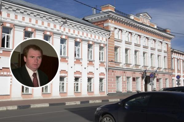 Александр Болдырев занимался жилищным хозяйством города