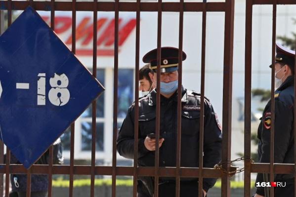 Лобко задержали и арестовали