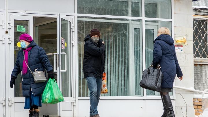 В Самарской области продлили действие масочного режима