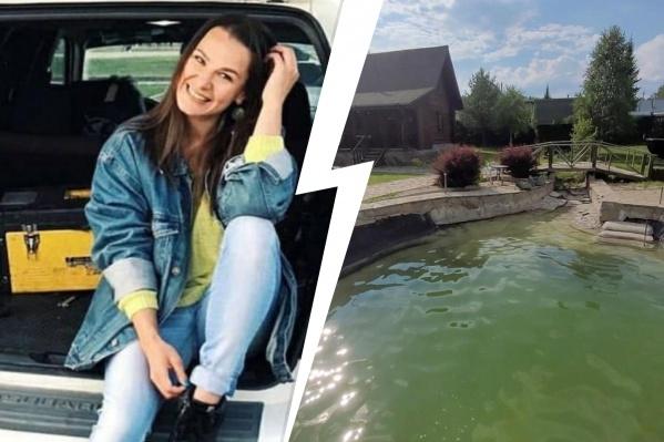 Девушка, не задумываясь, бросилась в воду за тонущими