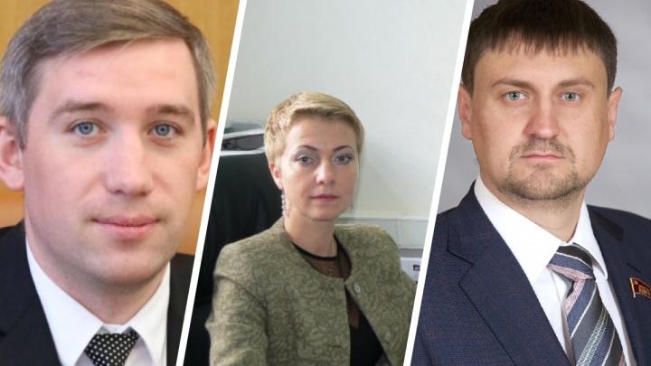 Завершено расследование уголовного дела в отношении экс-чиновницы красноярской мэрии и двух депутатов