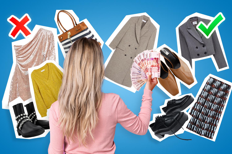 Не тратьте деньги на импульсивные покупки. Помните, стоимость вещи всегда делится на количество выходов в ней. Так вы сможете отличить выгодную покупку от проходной