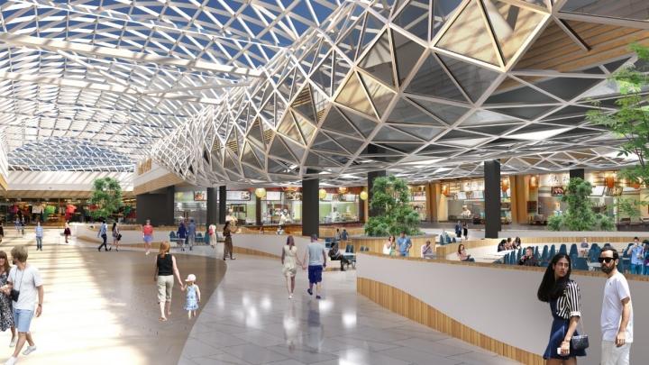В новом гигантском торговом центре Veer Mall откроется 20 ресторанов. Рассказываем какие