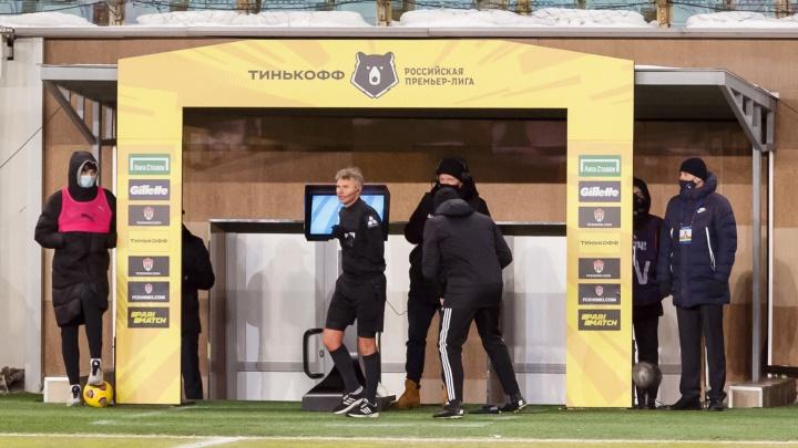 Виноват, но очки не вернуть: РФС признал ошибку судьи, отменившего гол «Ростова» в ворота «Химок»