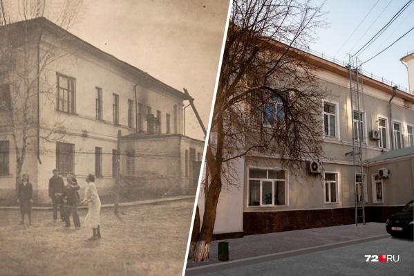 В опасной зоне оказалось здание, которому скоро 200 лет