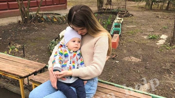 «Мы решились на этот отчаянный шаг»: родители малыша со СМА из Волгограда вышли в эфир в «ТикТок»