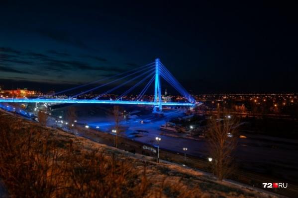 Выключат ли свет на мосту Влюбленных в этом году?