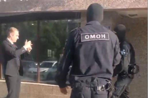 Сотрудника «Фортума» в Челябинске задержали по делу о подкупе при обслуживании системы пожаротушения
