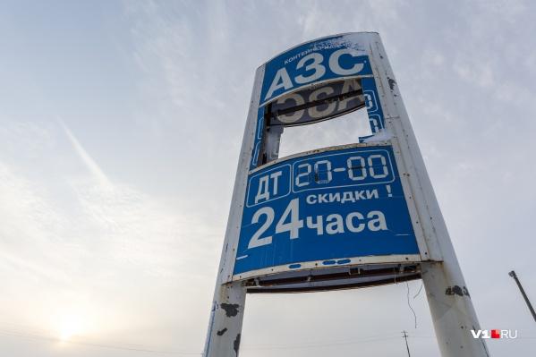 Бензин продолжает дорожать каждую неделю