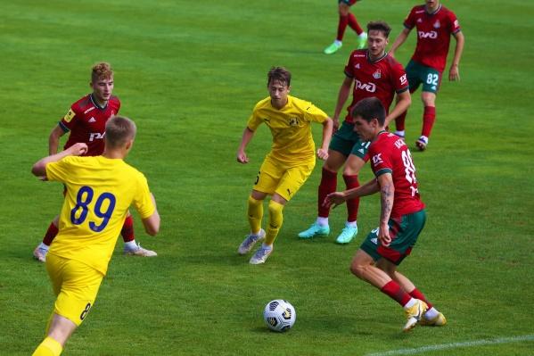 «Ростов» 12 июля провел два товарищеских матча
