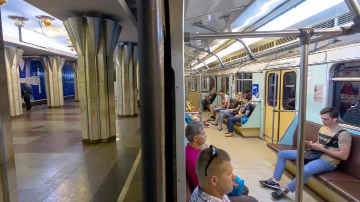 «Никогда не обновляли»: 11 вагонов самарского метро отправят на ремонт