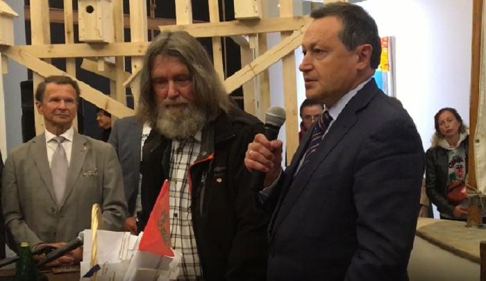 Федор Конюхов станет амбассадором экологического проекта университета Решетнёва