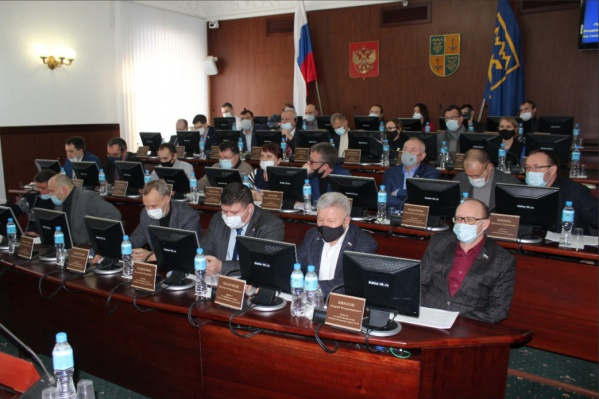 Народные избранники определились с процедурой выбора градоначальника
