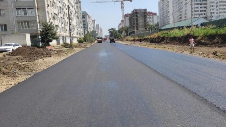 Движение по улице Черкасской в Краснодаре обещают открыть в сентябре. Власти сдвигают сроки уже во второй раз