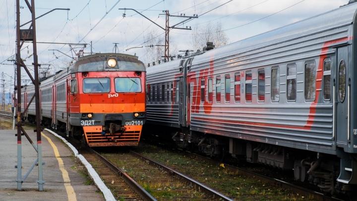 В Прикамье отменяют «летние» пригородные поезда