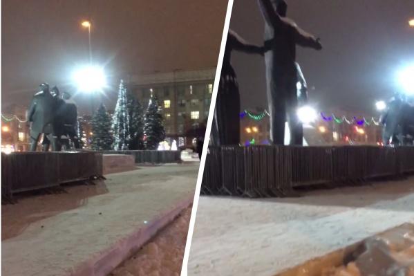 """В воскресенье, <nobr class=""""_"""">31 января</nobr>, в Новосибирске может пройти еще одна несогласованная акция"""