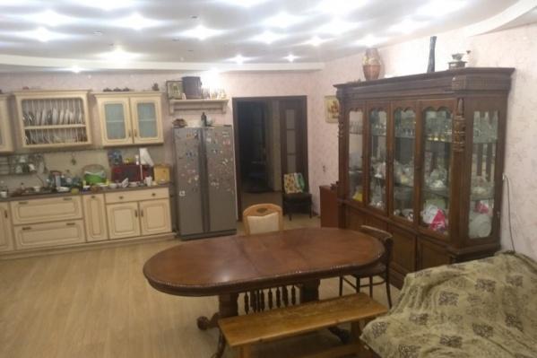 Не всем дорогим квартирам Северодвинска везет на просторную кухню