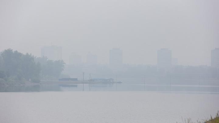 Как защитить организм от смога в Красноярске? Отвечает пульмонолог