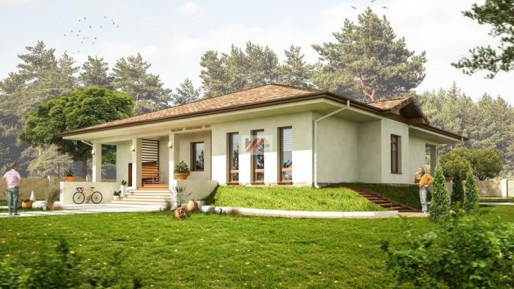 По выставочным коттеджам с архитектором: тюменцев зовут посмотреть разные планировки загородных домов