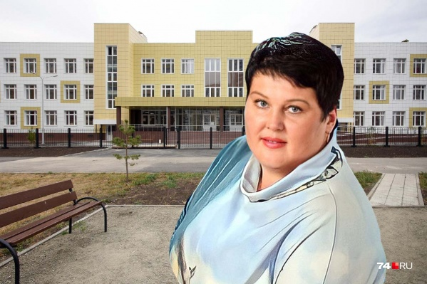 """Новой школой в «Академ Riverside» будет руководить Ольга Лежнина. До этого она была была директором школы-интерната <nobr class=""""_"""">№ 12</nobr>"""