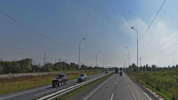Власти заплатят 19 миллионов тому, кто сделает только часть работ по ремонту Обводного шоссе