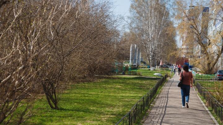Синоптики рассказали о погоде на выходные в Кузбассе. Кажется, выезд на природу придется отложить