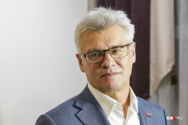 Алексей Грибанов уже занимал эту должность несколько лет назад