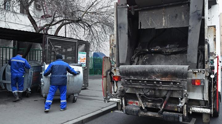 Новый сервис «Ростелекома» будет мониторить качество вывоза мусора в Ростове-на-Дону