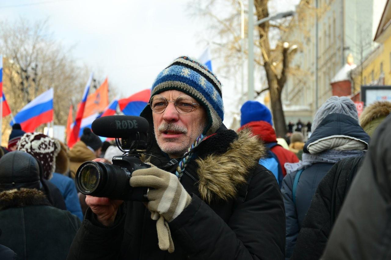 Дмитрий Борко был свидетелем митингов самых разных эпох: позднего «совка», кровавых 90-х и нового времени
