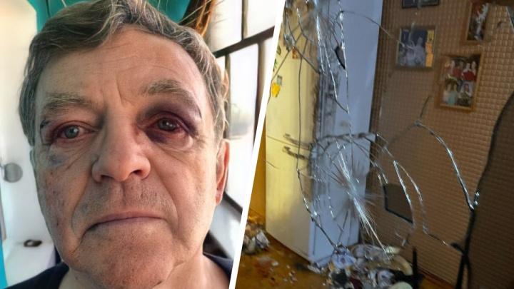 «Бил утюгом»: тольяттинка рассказала о нападении на ее бабушку и дедушку