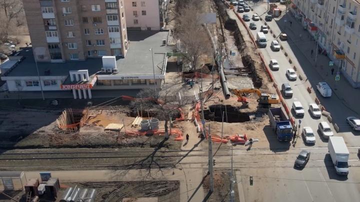 Названы сроки перекрытия улицы Советской Армии