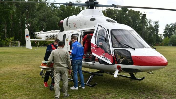 Медики рассказали, сколько стоило спасти туриста на перевале Дятлова и пострадавших в ДТП в Лесном