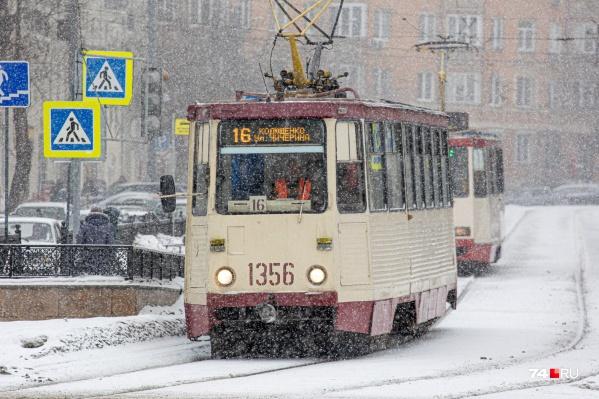 Уже скоро оплатить проезд в челябинском трамвае можно будет через валидатор
