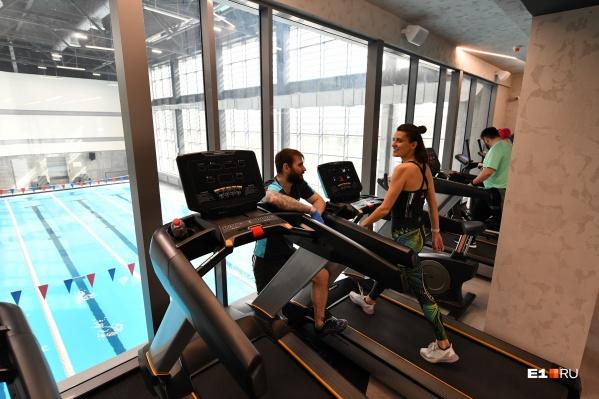 Большая сеть фитнес-клубов откроет для себя новое направление в Екатеринбурге