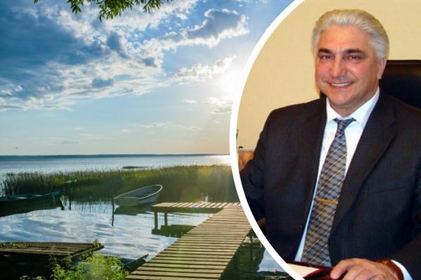 Благодаря постановлениям Александра Рычкова на берегах Плещеева озера появились дачные товарищества