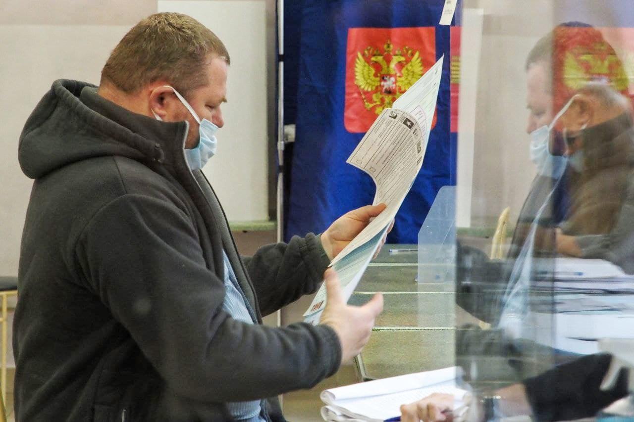 В Петербурге начался второй день выборов…
