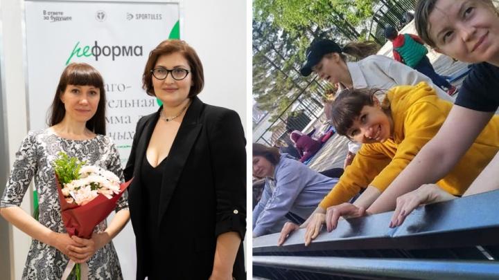 Мама спящей Дарьяны из Новосибирска стала победительницей фитнес-конкурса