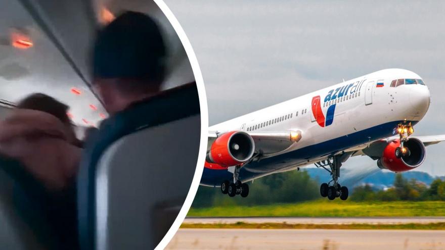 Почему Boeing, экстренно севший в Краснодаре, начал «падать» после удара молнии. Объясняет опытный пилот