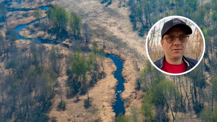 Омский министр на трое суток заблудился в лесу: кратко для тех, кто всё пропустил