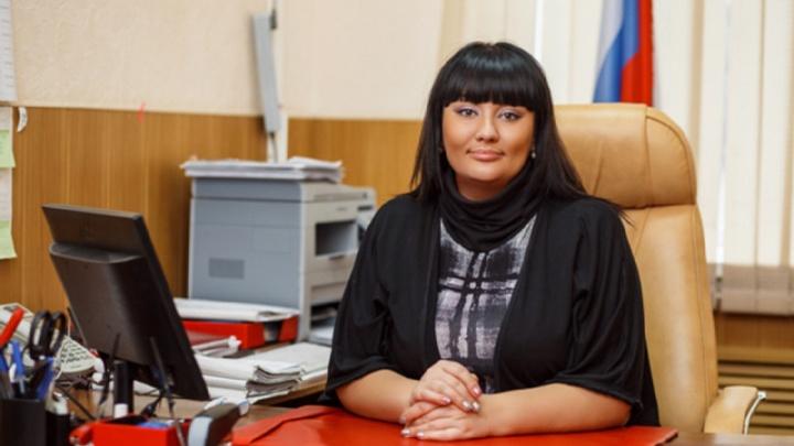Астраханский суд оставил под домашним арестом экс-председателя Дзержинского райсуда Волгограда Юлию Добрынину