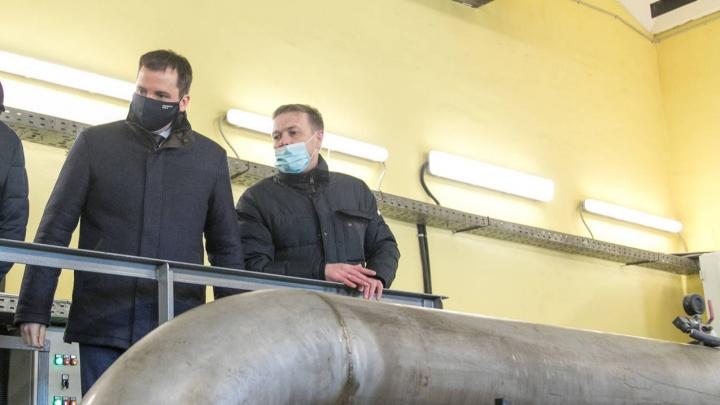 В правительстве Поморья заявили, что на Сульфате скоро повысится качество питьевой воды