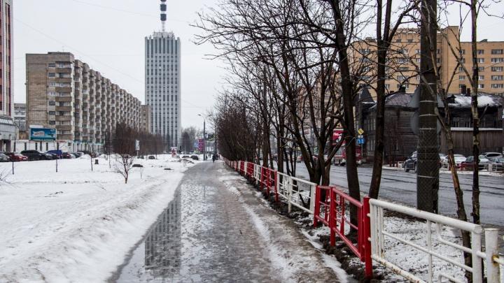 Сквер Ленина и не только: какие территории в Архангельске претендуют на благоустройство в 2022году