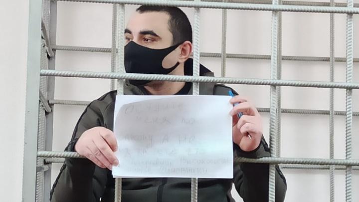 В Волгограде на Арсена Мелконяна завели уголовное дело за угрозы свидетелю