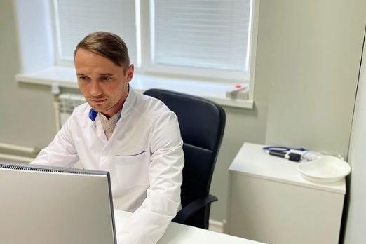По словам Глебова, за день он сможет принять около 30 пациентов