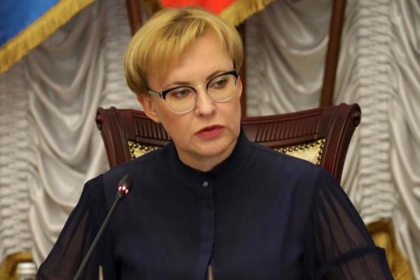 Елена Лапушкина стала мэром в 2017 году