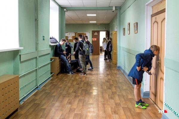 Депутаты предложили установить систему блокировки дверей в школах Ярославля