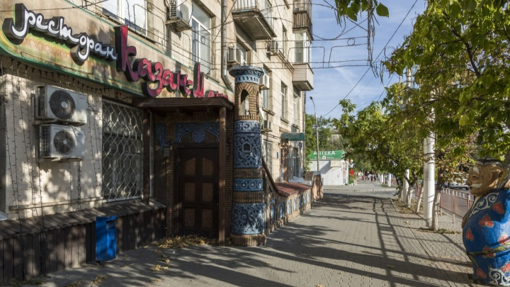 В Волгограде продается ресторан «Казан-Мангал»