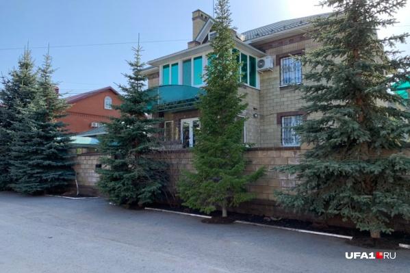 Так выглядит дом Динара Гильмутдинова